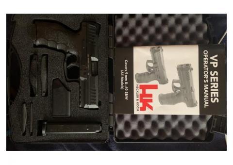 Hk Vp40 S&W Pistol For Sale