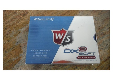 Golf Balls Wilson Staff